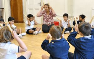 using varied learning activities