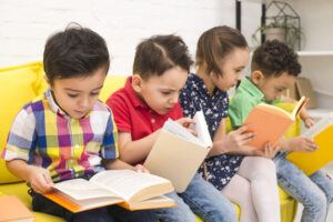 engaging students to love reading