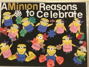 using minions