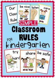 implementing simple rules