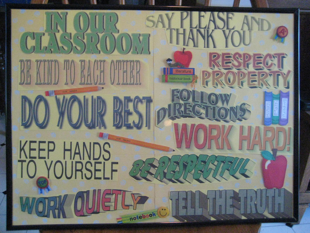 motivational words to be used in the classroom