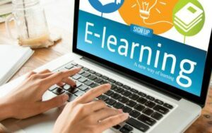 enhancing computer skills for online learning