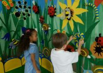 wall decorating ideas for a classroom