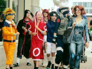the amazing cosplayers