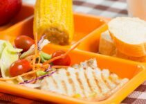 healthy lunch ideas for school