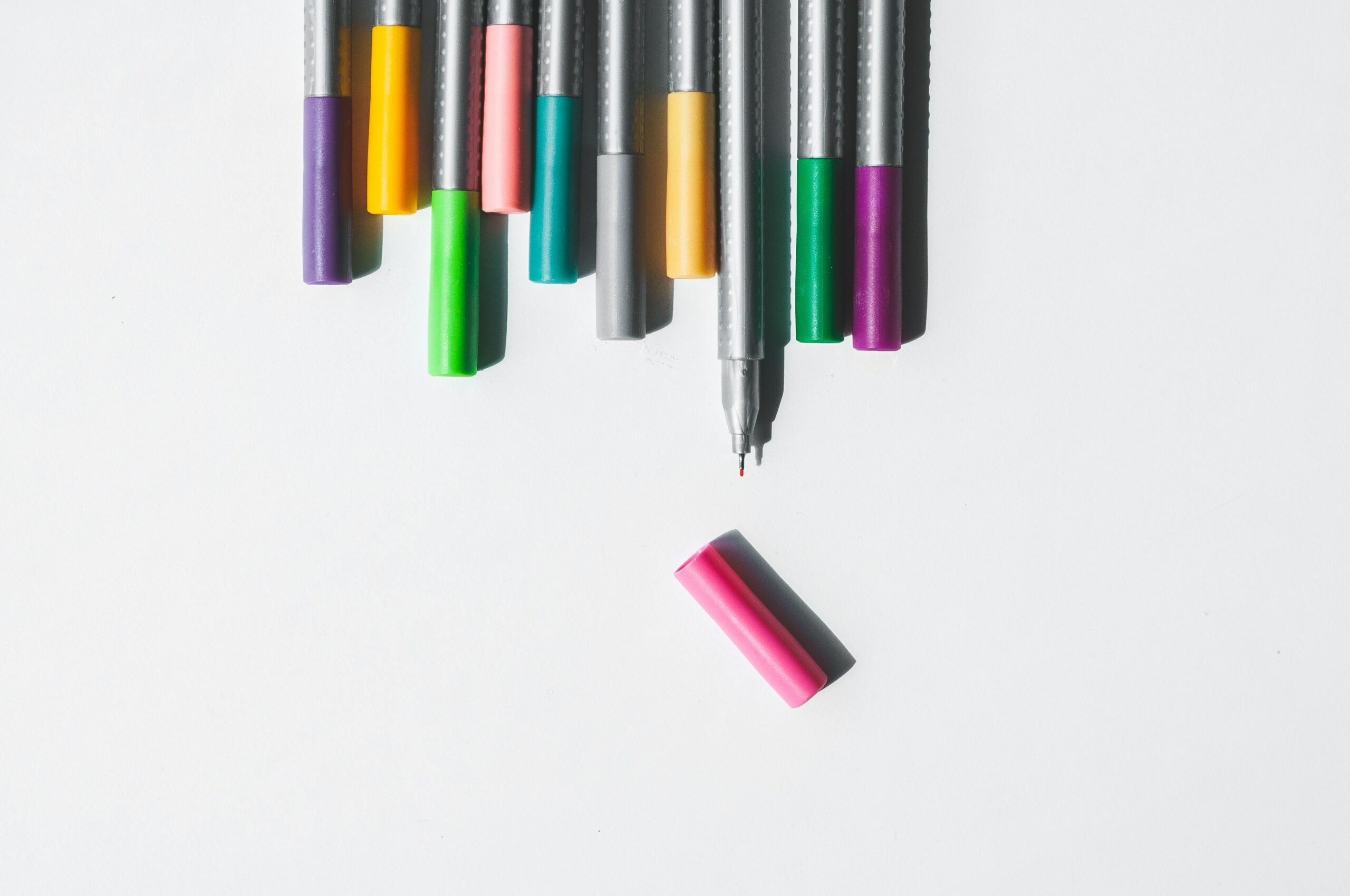 best gel pens in different colors teachers can use