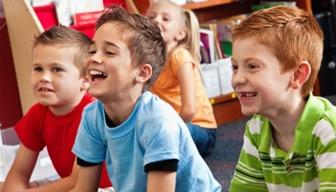 creating a fun learning environment