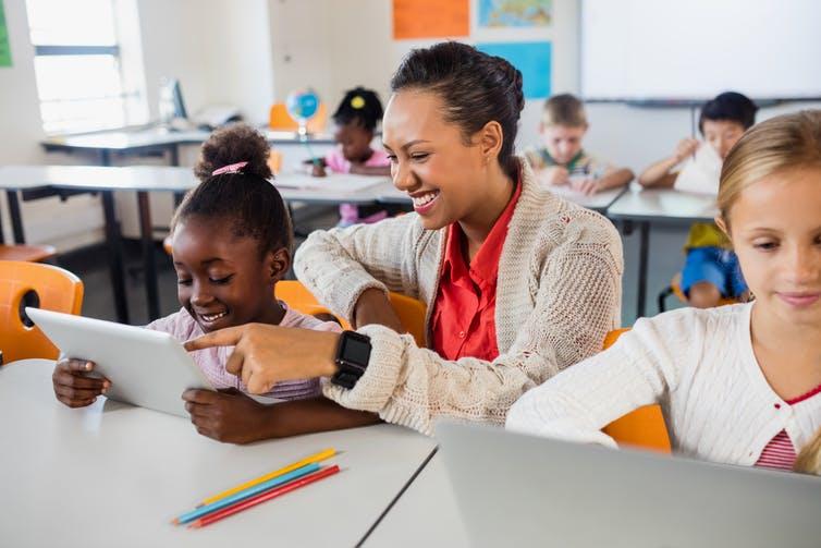 inspiring students to display good behavior