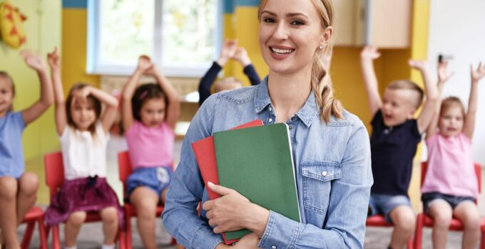teaching while learning