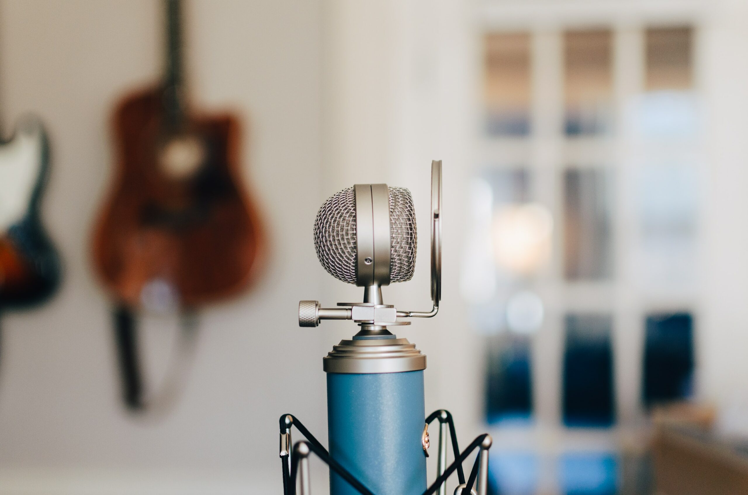 a good microphone for online teaching