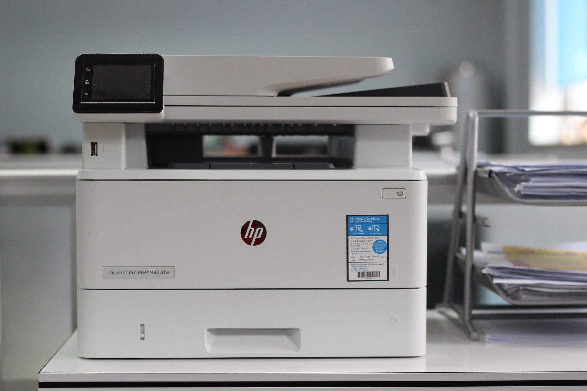 a clean printer