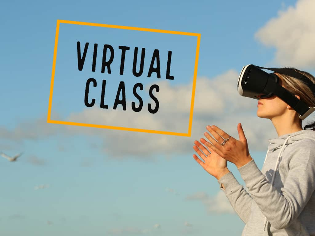 making a virtual classroom engaging