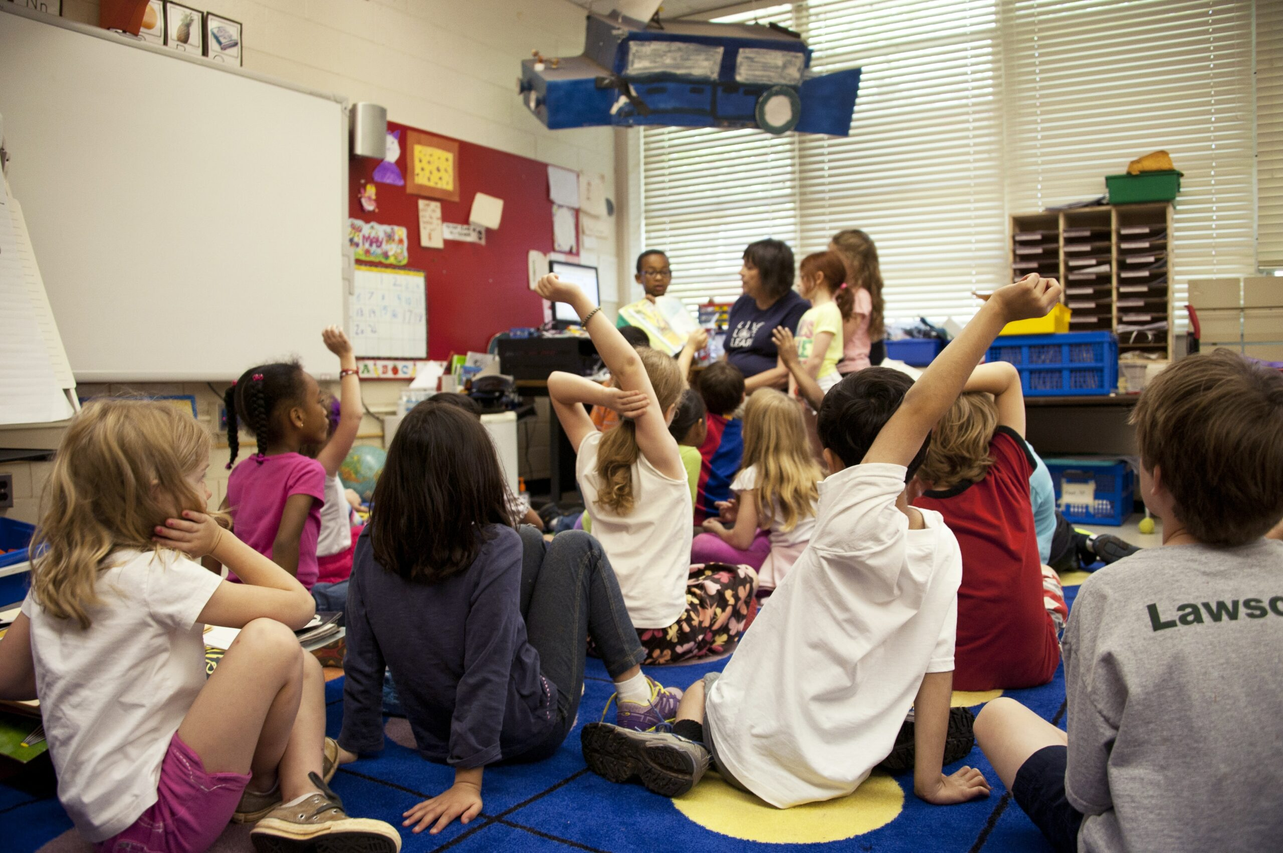 Interactive Lessons To Increase Student Attention