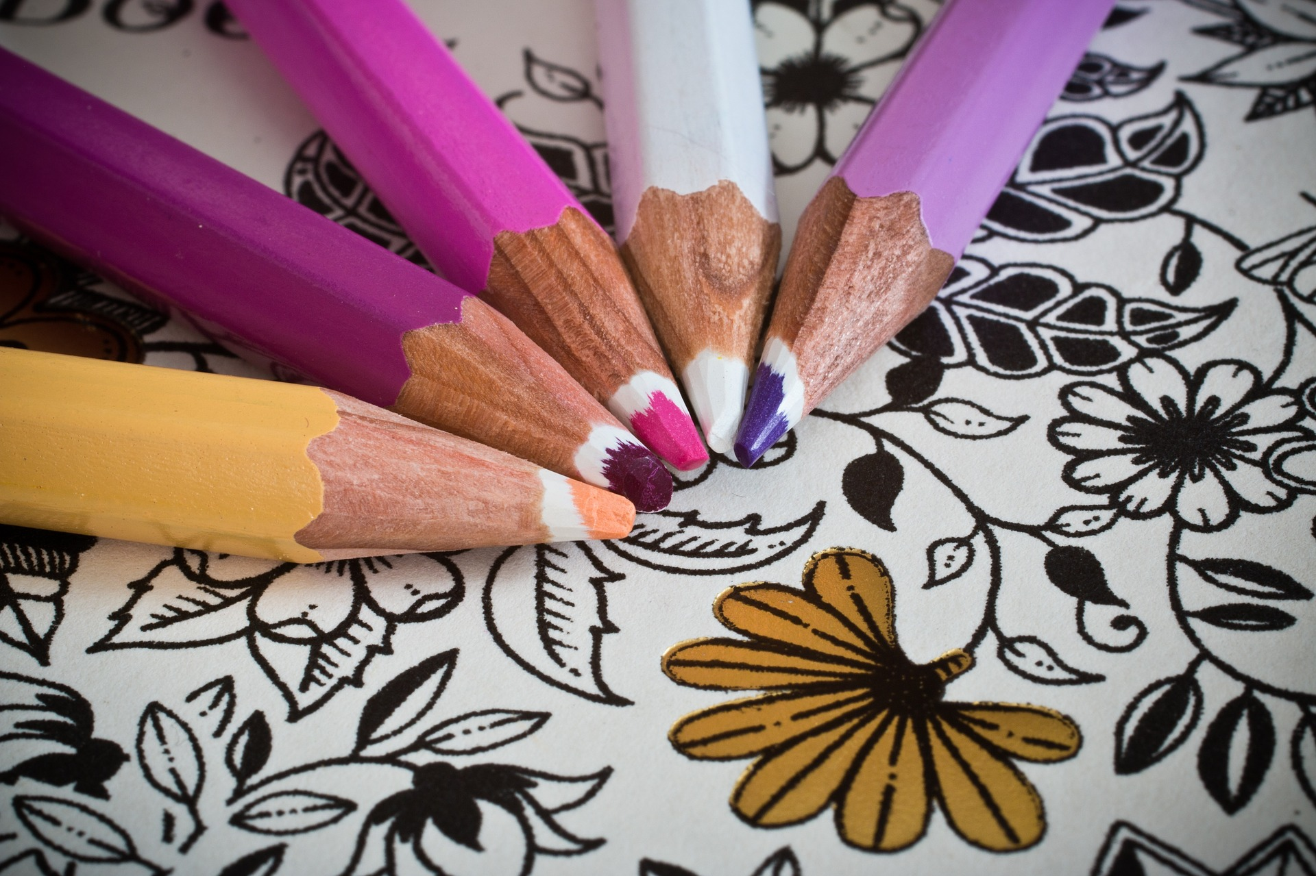 The Benefits Of Adult Coloring Books for teachers