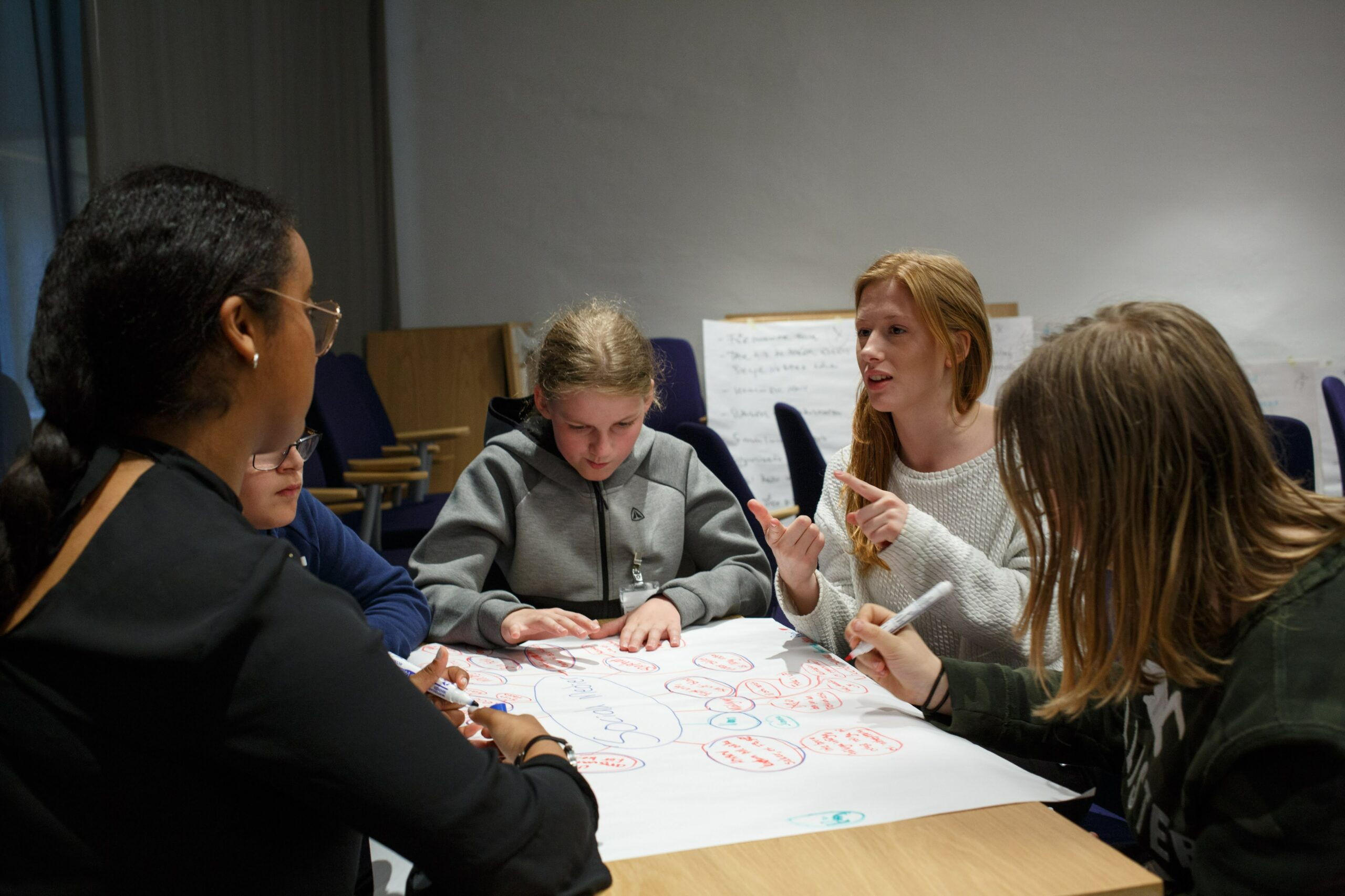Cooperative Learning For Increased Student Attention