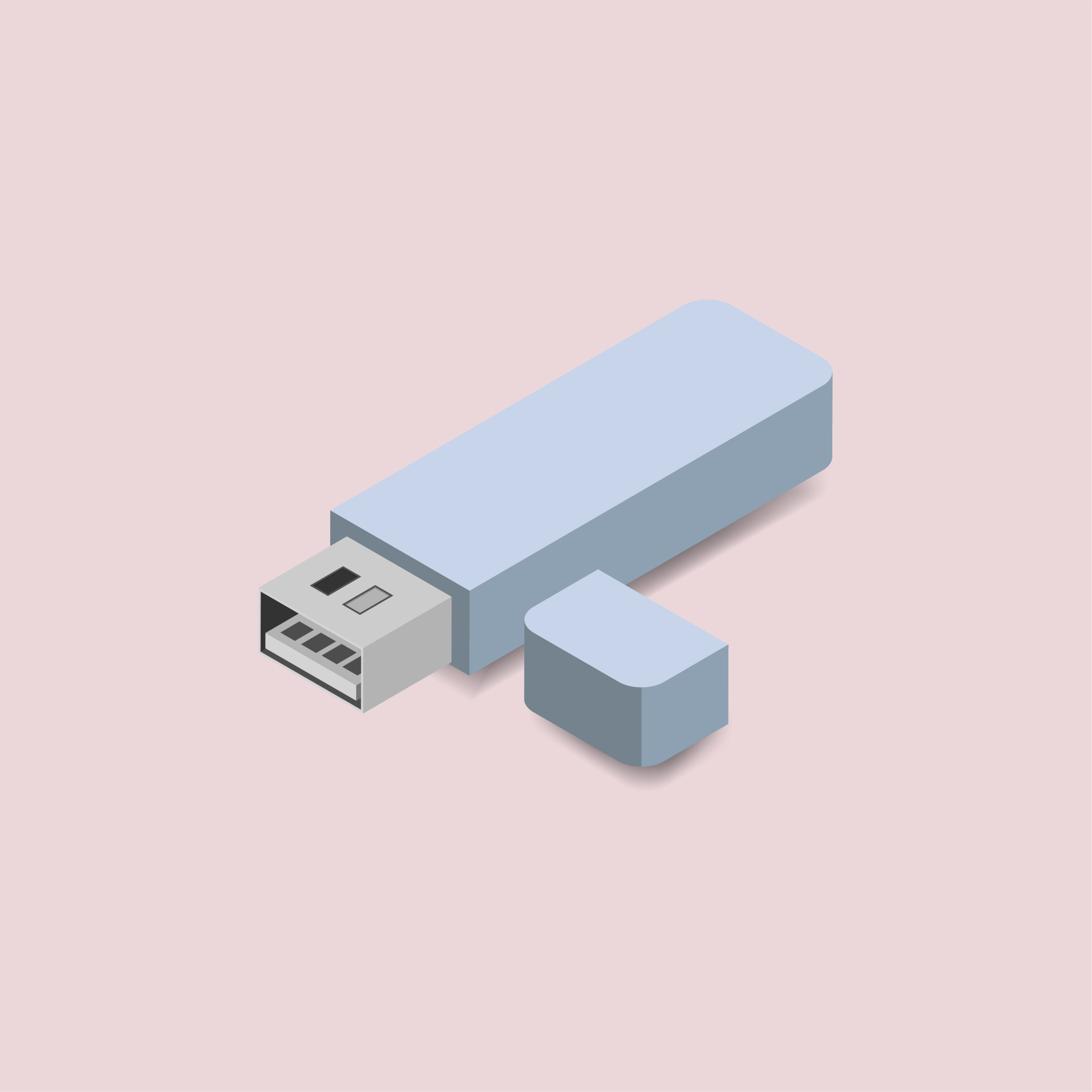 what is the purpose of a flash drive