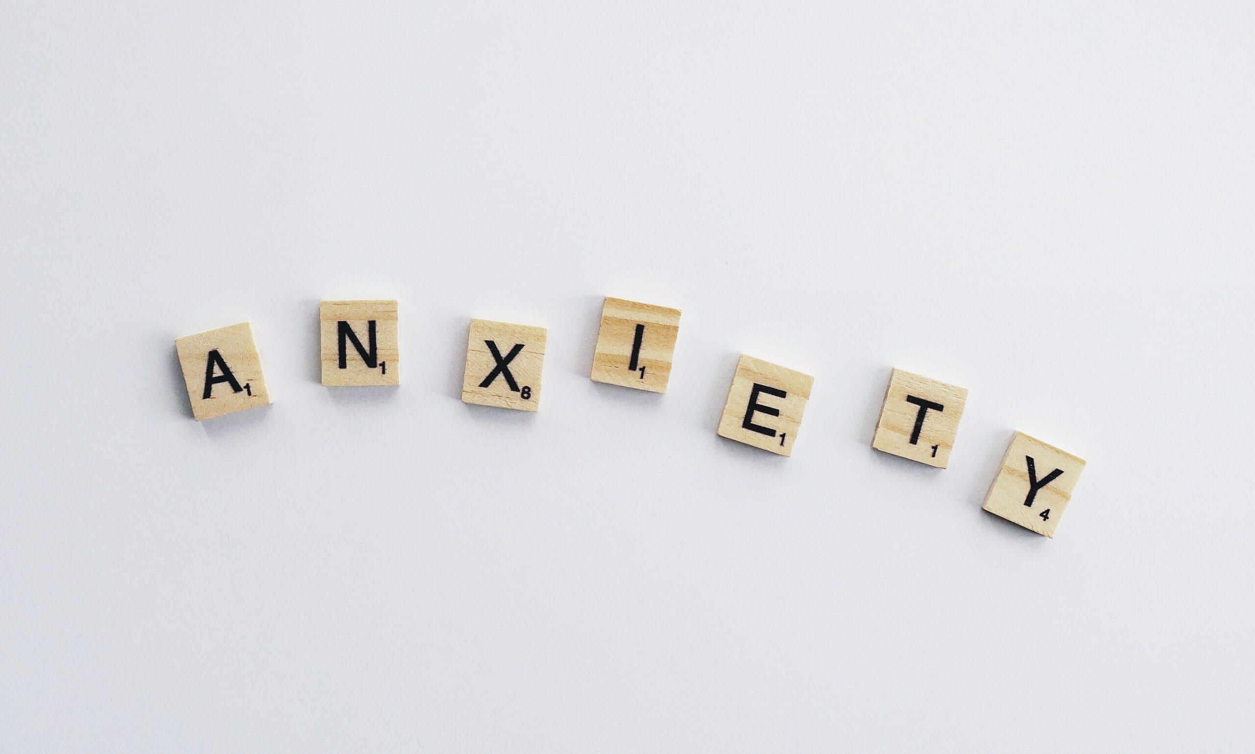 Teschers affected by anxiety