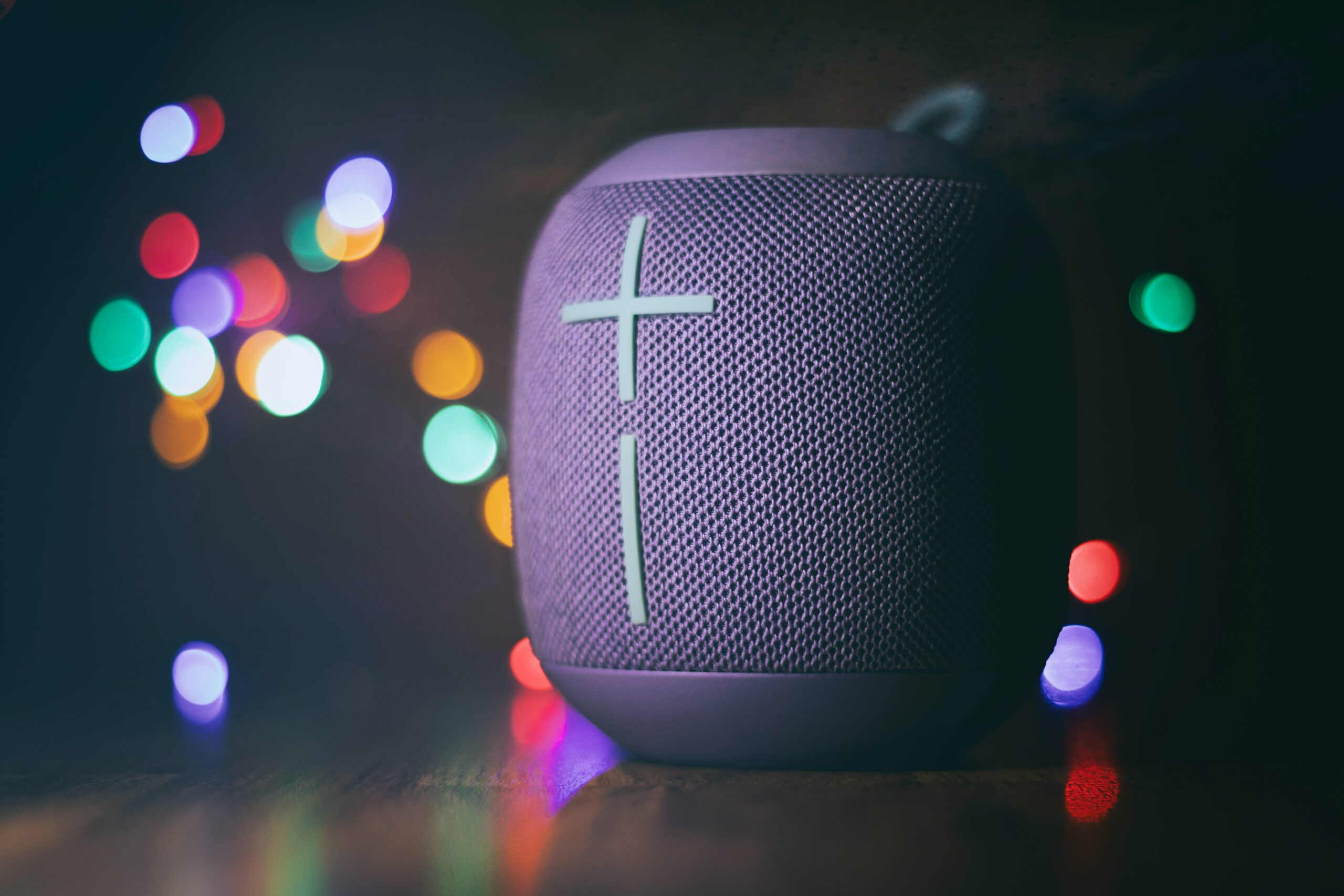 using Bluetooth speakers